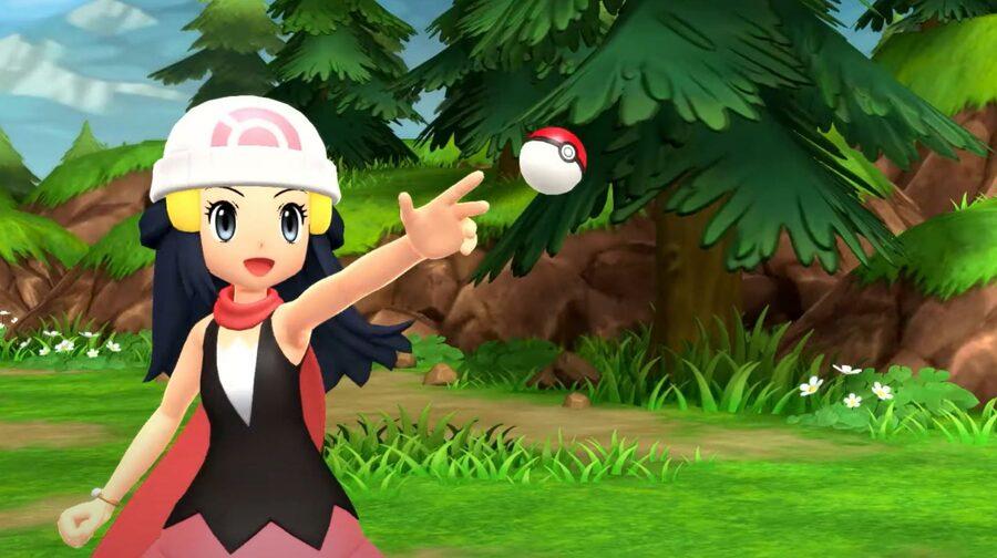Pokemon Shining Diamond
