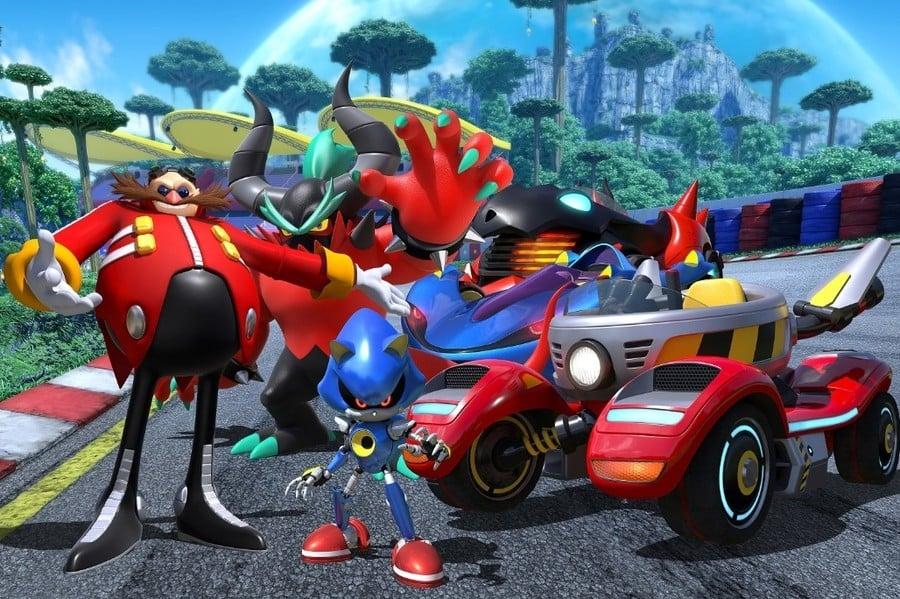 Sonic The Hedgehog Img