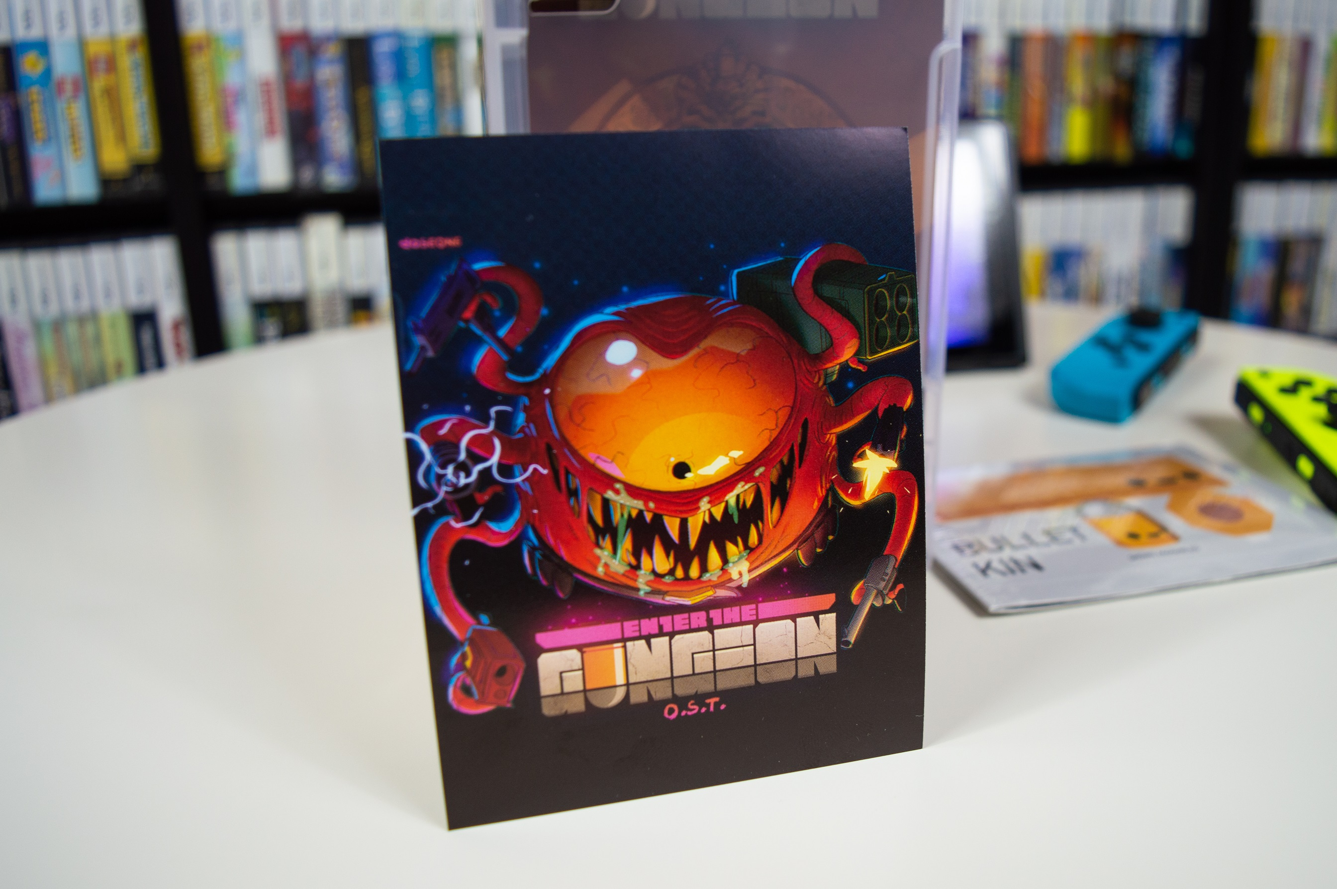 Hands On: Enter The Gungeon's Physical Edition Is Sure To