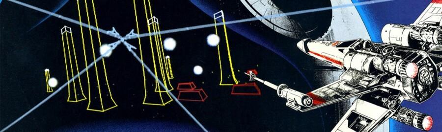 Original arcade Star Wars games