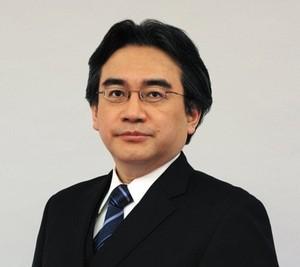 Iwata: still not laughing.