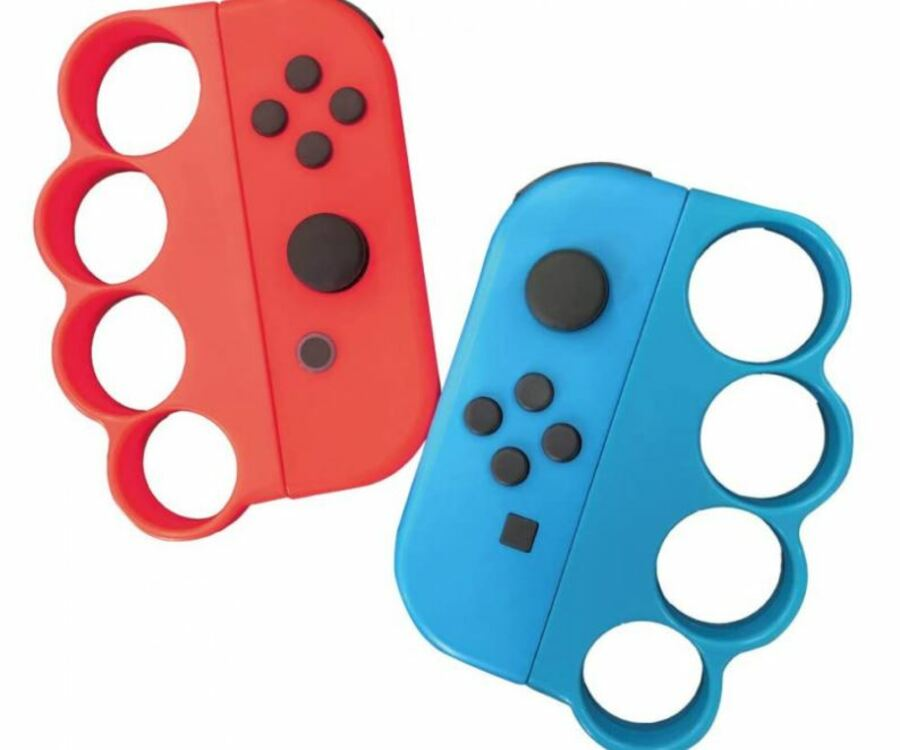 These belong to a Switch owner you don't want to mess with