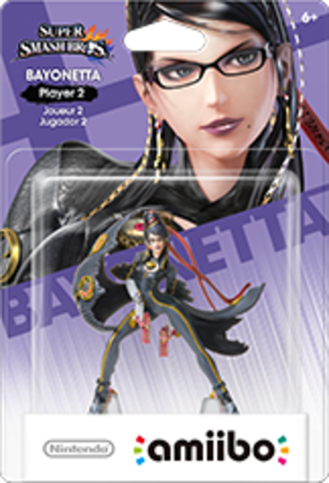 Bayonetta - Player 2 amiibo Pack