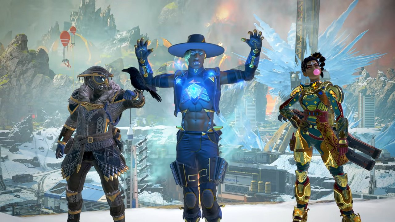 Respawn's F2P Shooter Apex Legends Gets A New Character On 3rd August