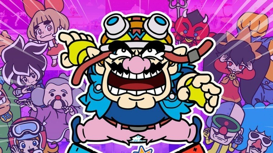 WarioWare Get It Together Switch
