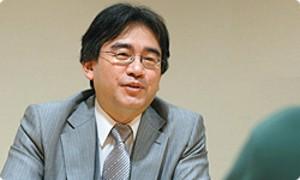 Iwata asks...