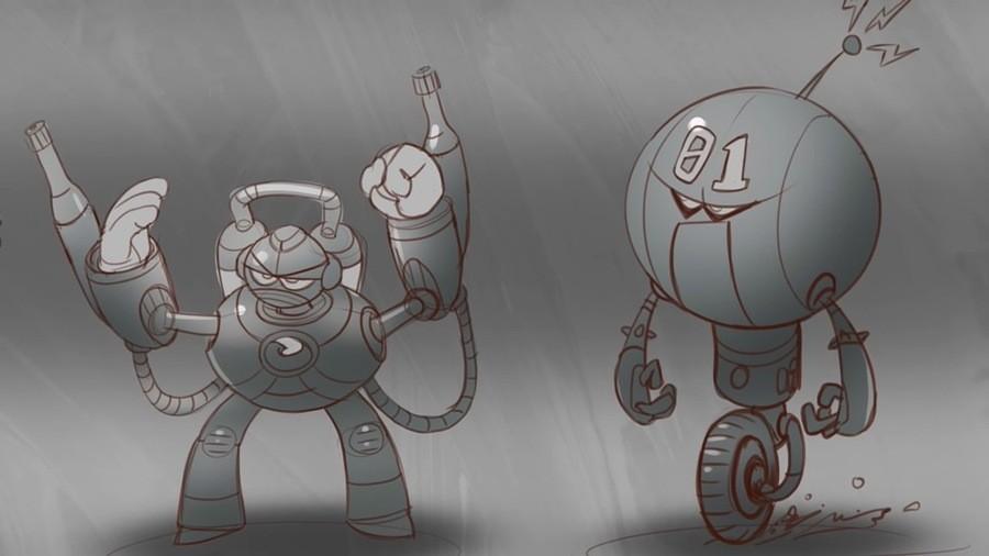 Waterrobots