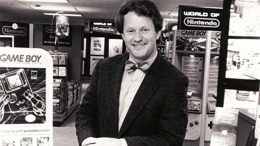 In his Nintendo glory years