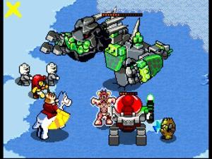 LEGO Battles: Ninjago has a unique storyline...