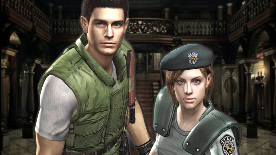 Spencer Mansion Resident Evil