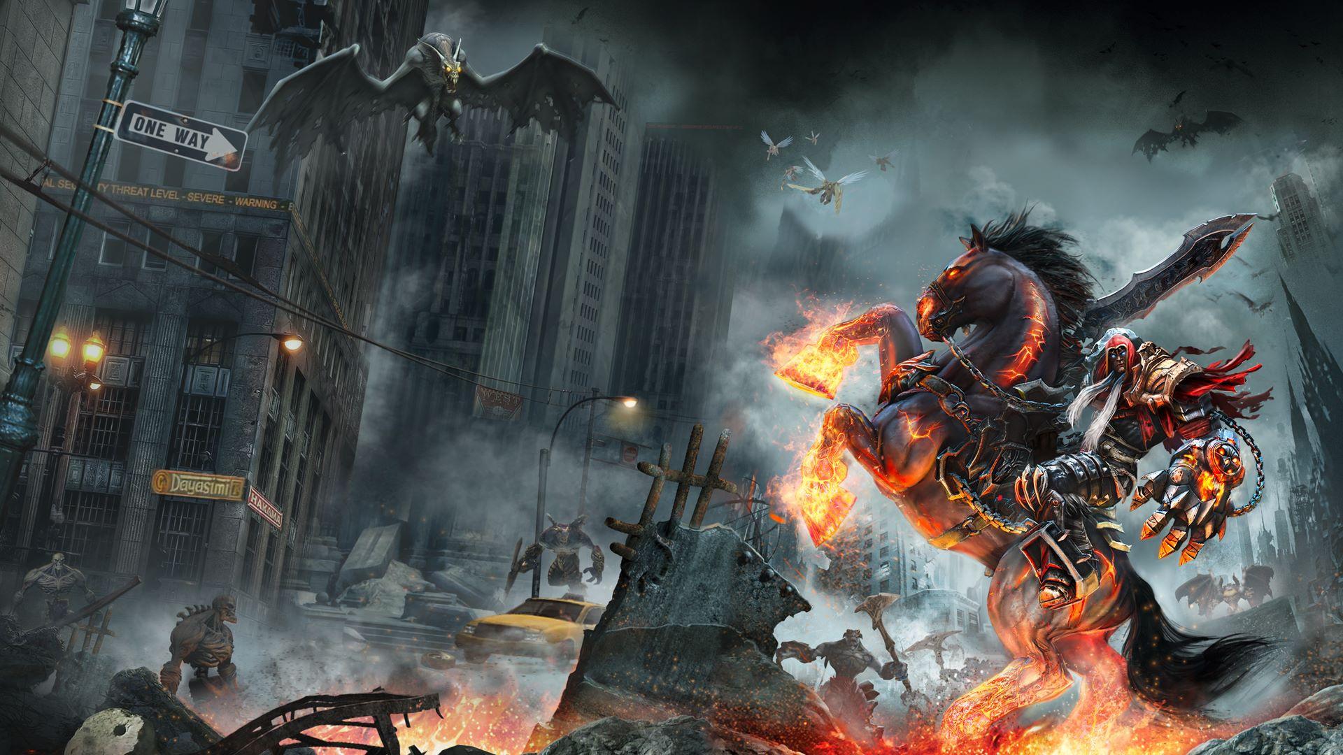 Random: Darksiders: Warmastered Edition Will Ruin Your