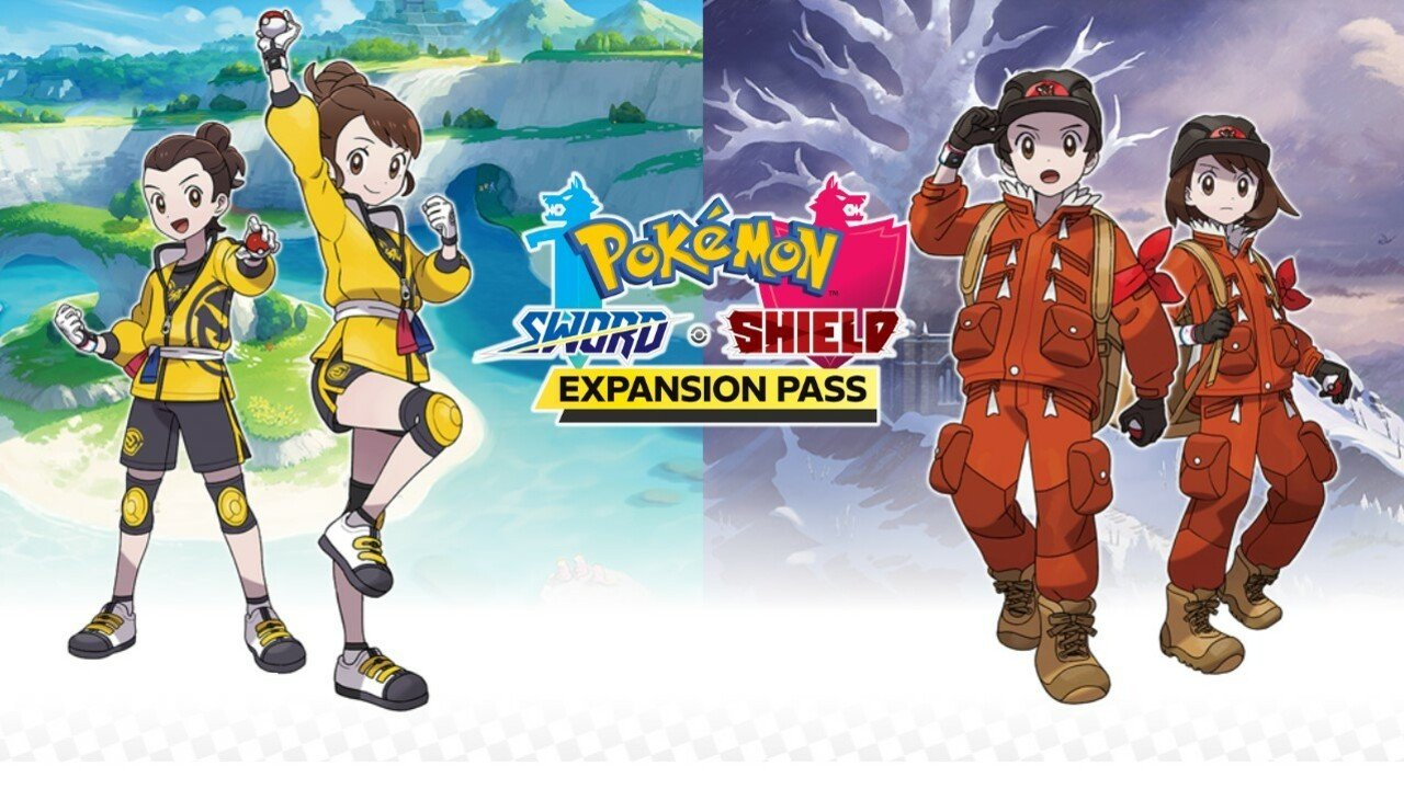 Pokemon Sword And Shield Expansion Pass Isle Of Armor New Pokemon All You Need To Know Plus All Returning Pokemon Nintendo Life