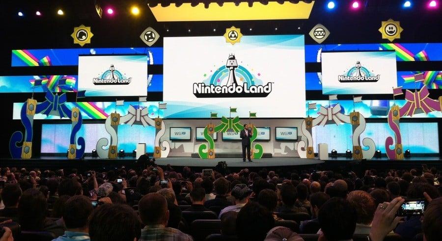 Nintendo Land E3 2012