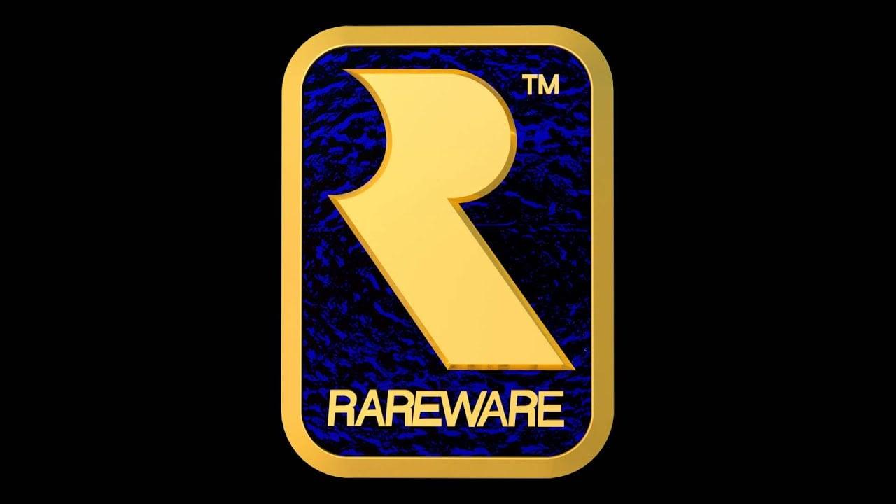 Random: Rare's Logo Is Actually A Golden Toilet Roll