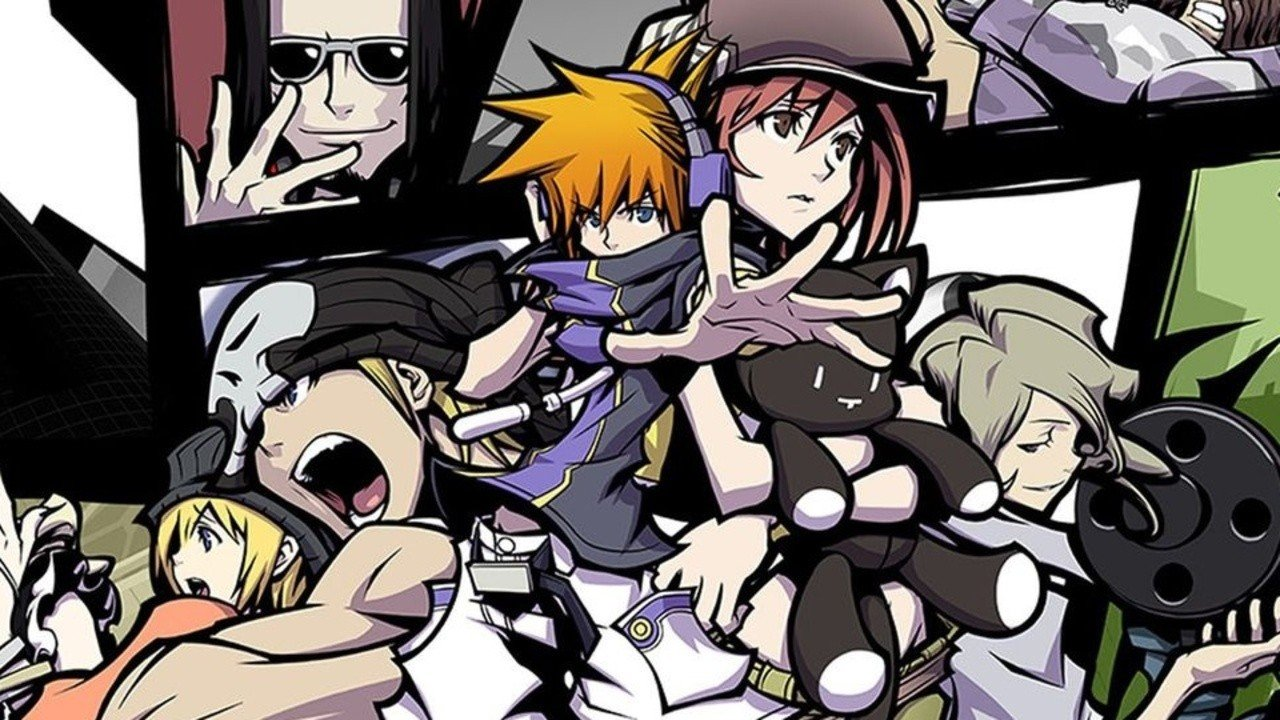 The World Ends With You: Final Remix Is On Sale For Half Price Until 19th July - Nintendo Life