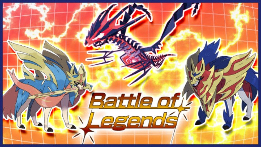 Battle of Legends Pokemon Sword Shield