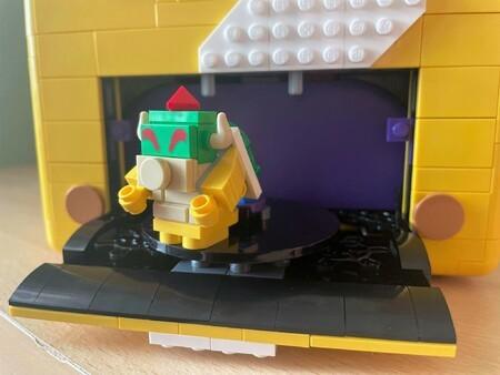 Lego Mario Block Bowser Boss