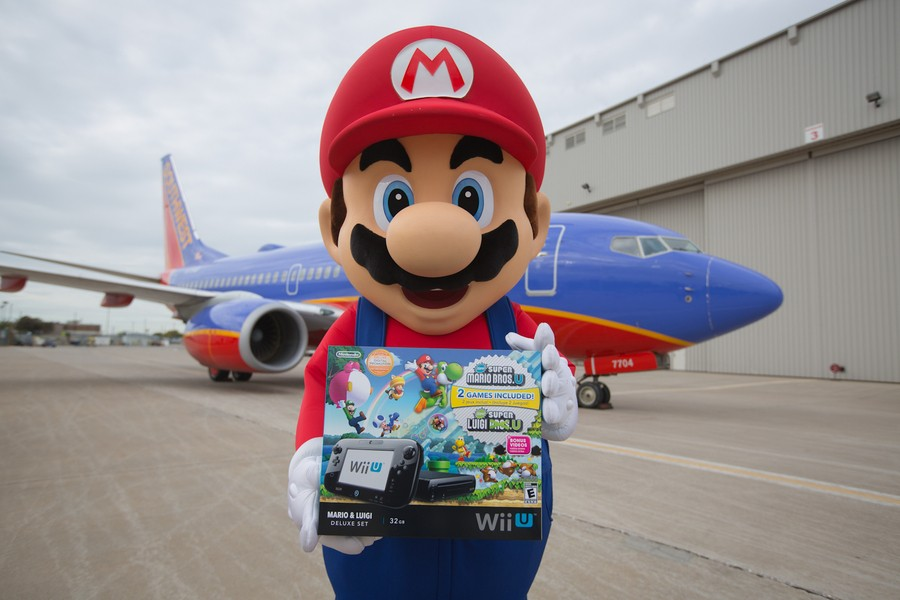 Mario Plane