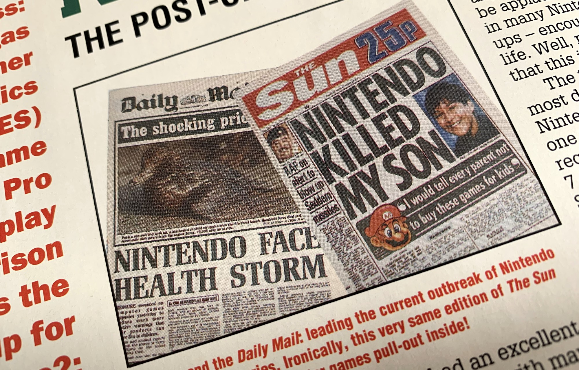 "Feature: ""Nintendo Killed My Son!"" - Pulling Apart A Tragic Headline, More Than Two Decades On"