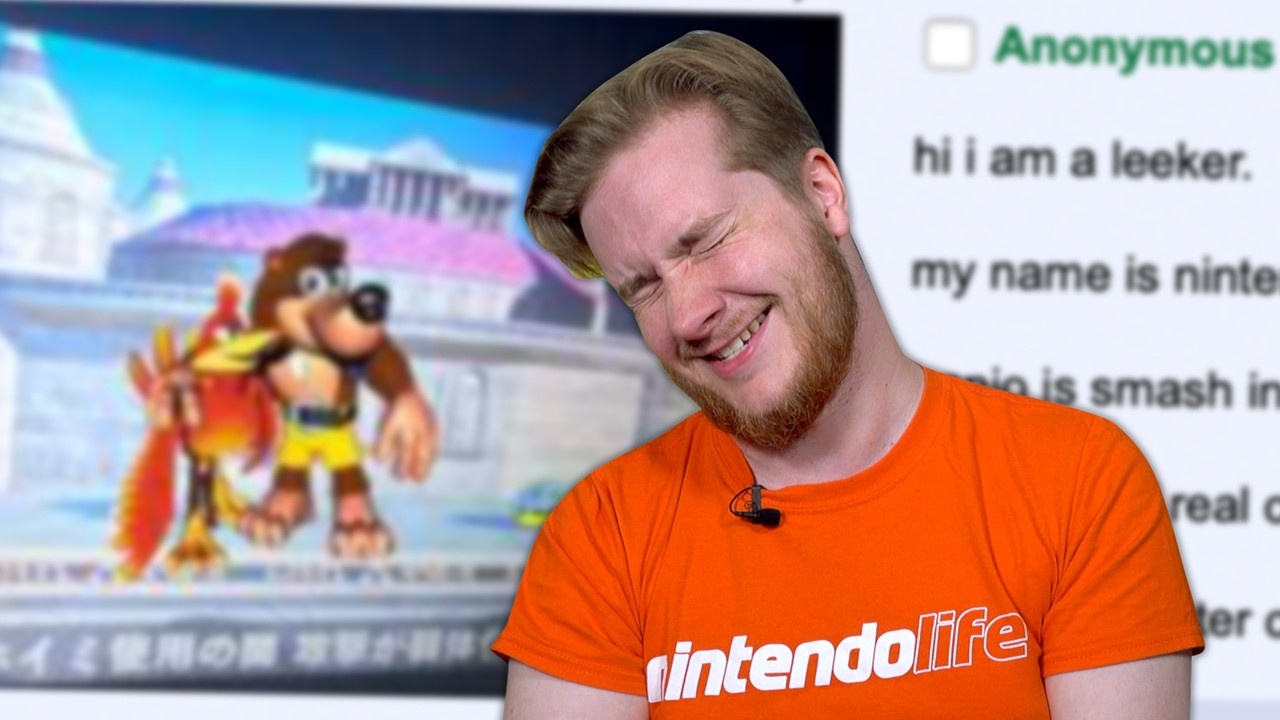 Video: 4chan And Its Totally Real E3 2019 Leaks - Nintendo Life