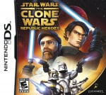 Star Wars: The Clone Wars - Republic Heroes (DS)