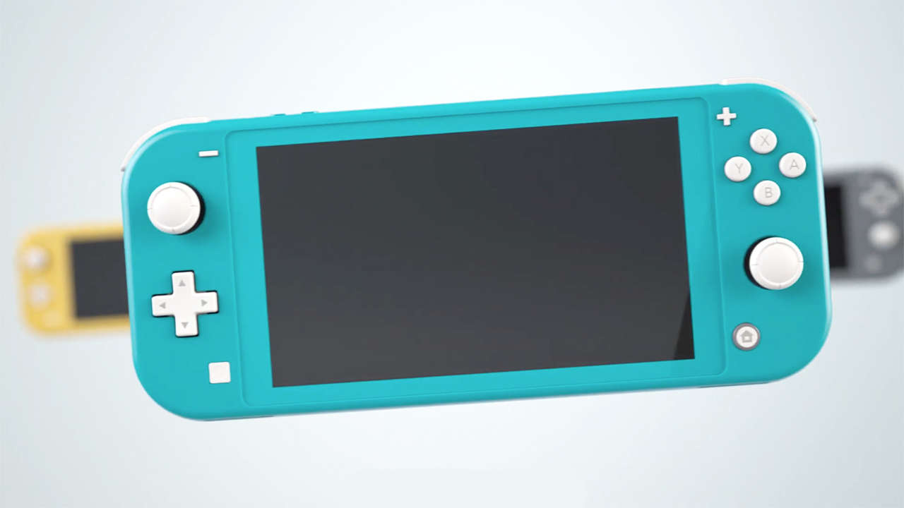 Nintendo Switch Lite - Hardware review