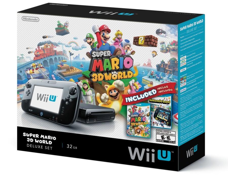 Wii U 3 D World