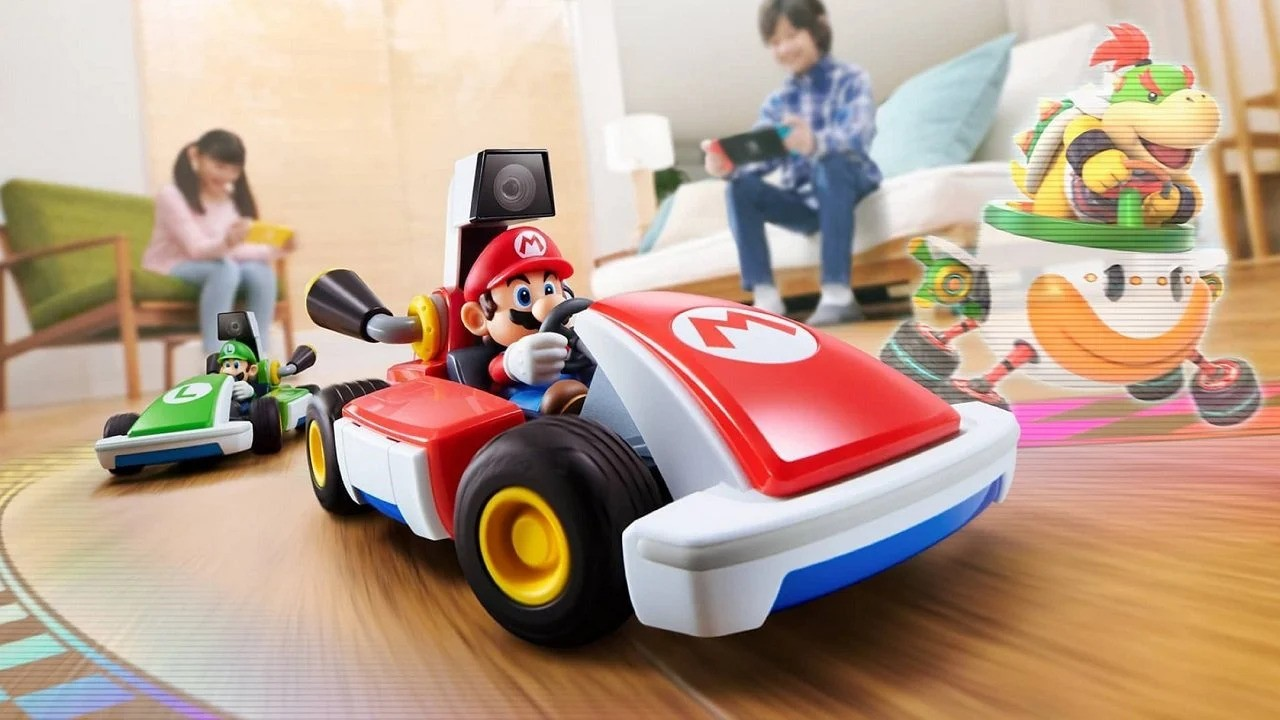 Mario Kart Live: Home Circuit Is Now Available In The UK For £79.99