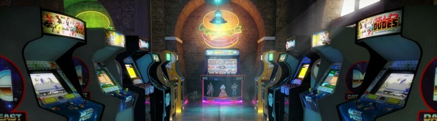 Johnny Turbo's Arcade: Heavy Burger (Switch eShop)