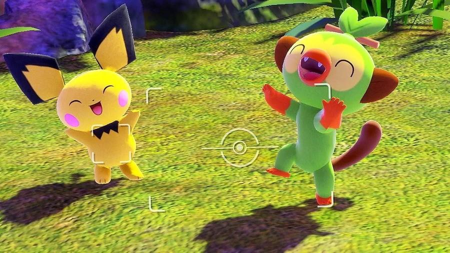 Pokemon Snap Happy