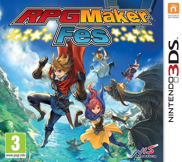 RPG Maker Fes Review (3DS) | Nintendo Life