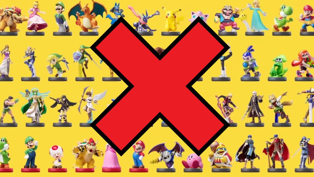 All Those amiibo On Your Shelf? You Can't Use Them In Super Mario