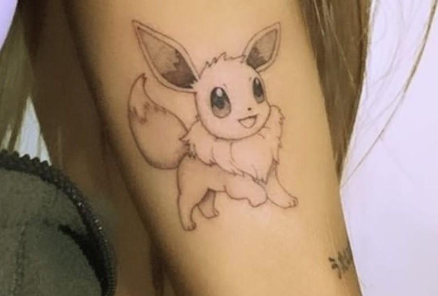 Eevee Tattoo