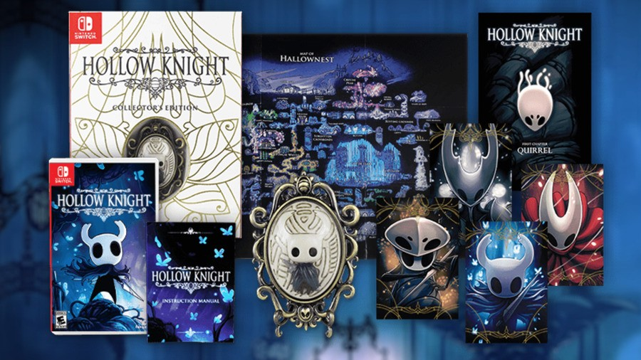 Hollow Knight physical switch