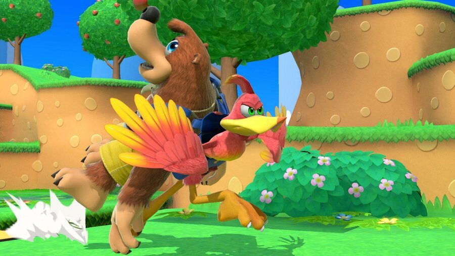 Banjo-Kazooie Switch Listing Appears On Amazon Germany, But