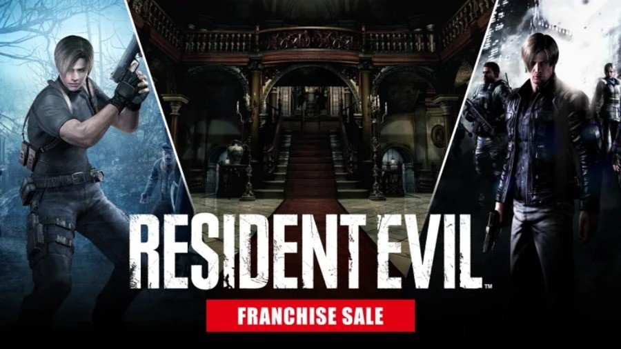 Resident Evil Sale Switch