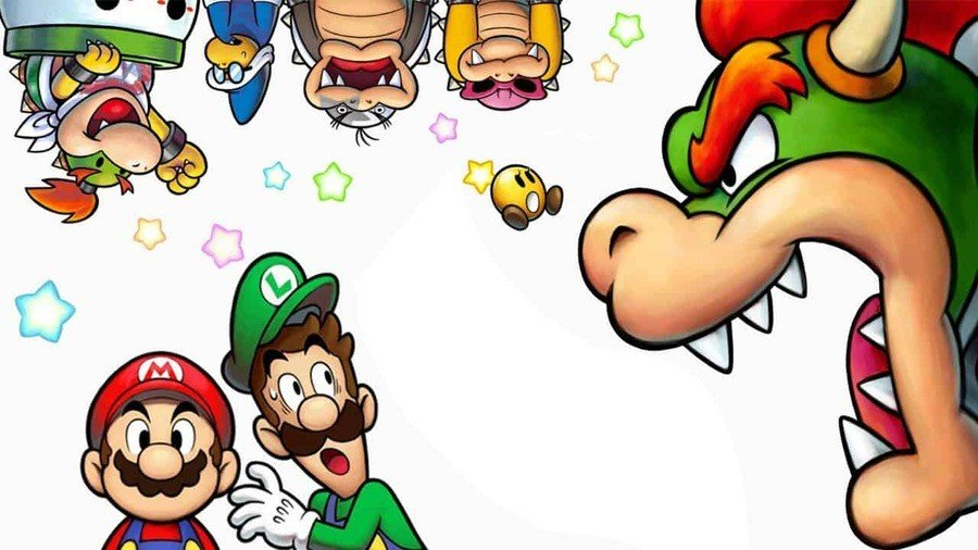 Image result for mario and luigi rpg