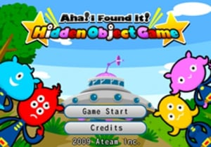 """Aha! I Found It!"" Hidden Object Game"