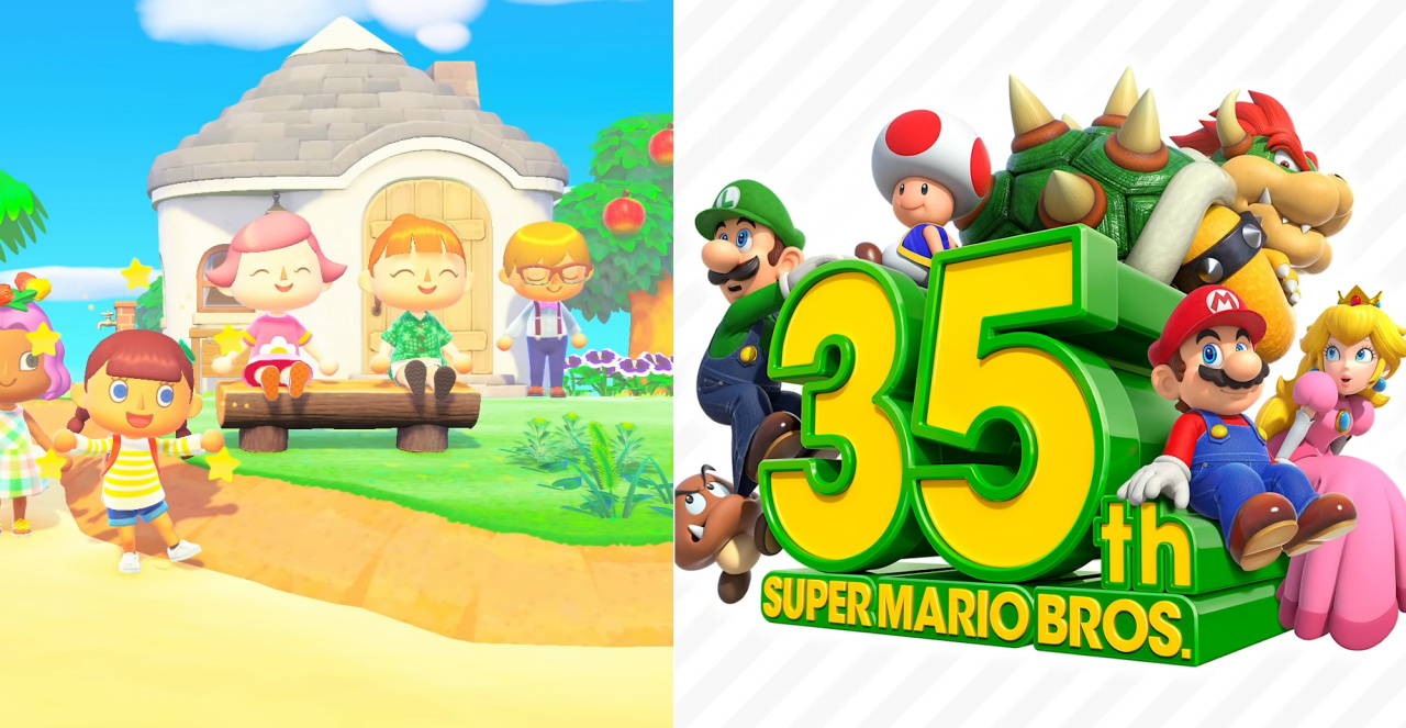 Animal Crossing: New Horizons' Super Mario Update Arrives This March