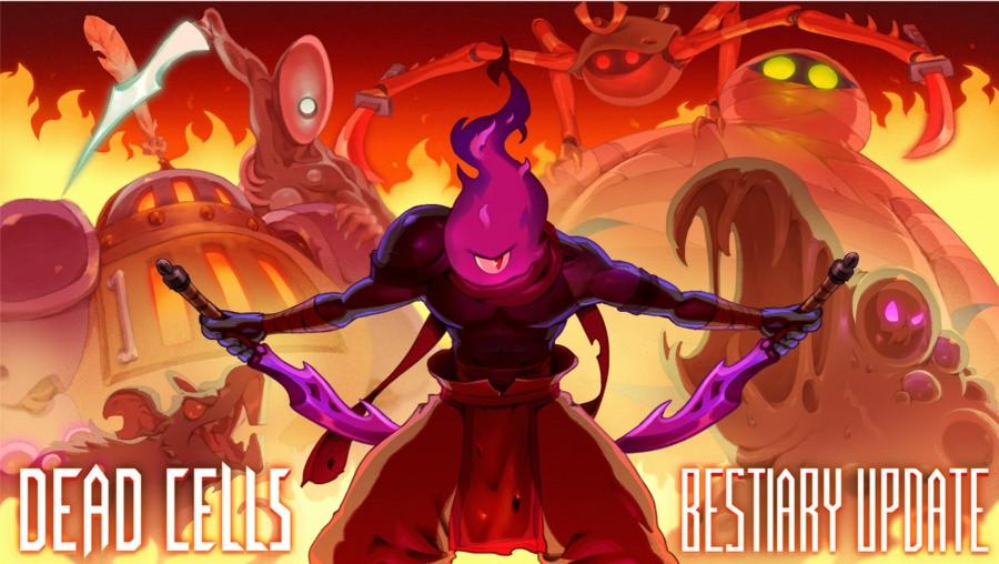 Dead Cells Bestiary Update