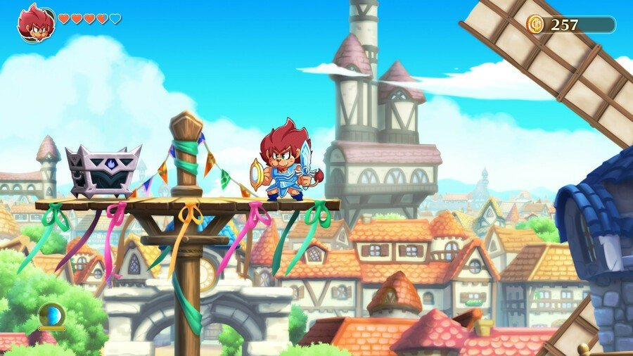 Monster Boy on Switch has massively outperformed the other versions, according to publisher FDG