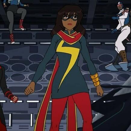 Ms. Marvel (Marvel Rising: Secret Warriors)