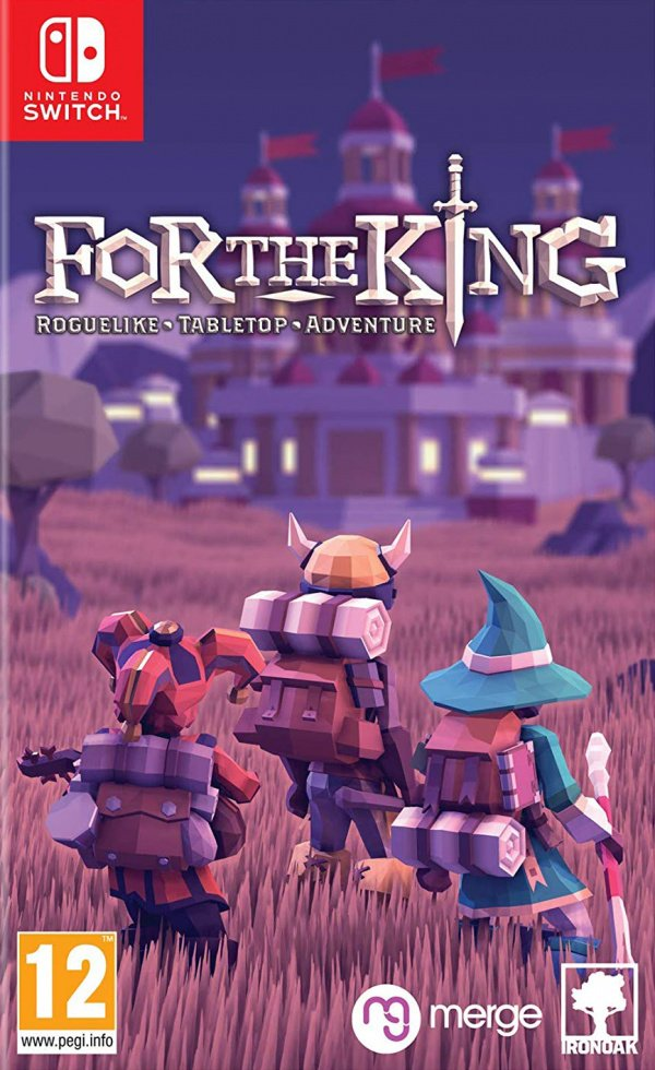 For The King - Indie MEGABOOTH