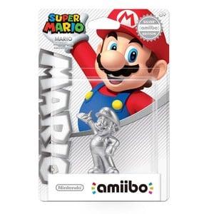 Mario - Silver Edition amiibo Pack