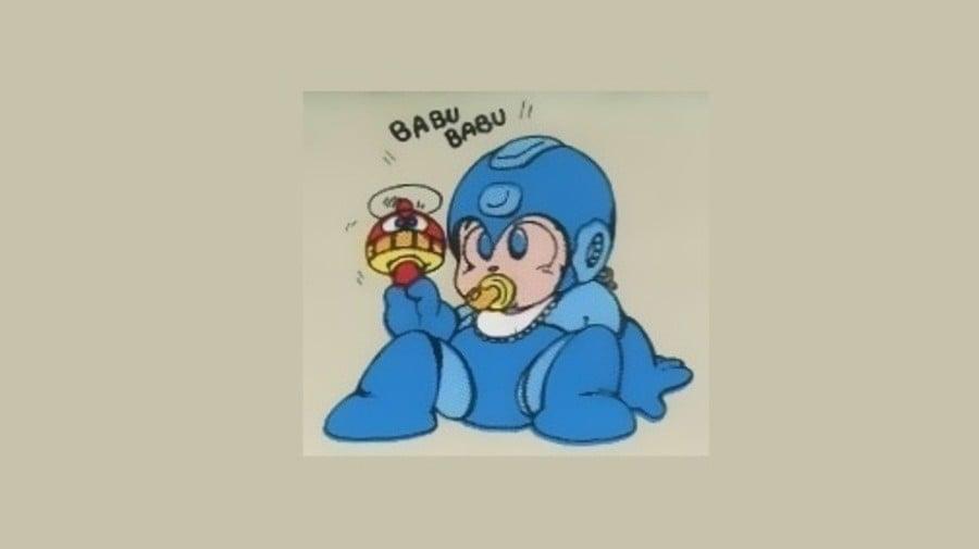 Baby Mega Man