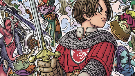 Video: Here's A First Look At Dragon Quest X Offline, Coming To Switch In 2022