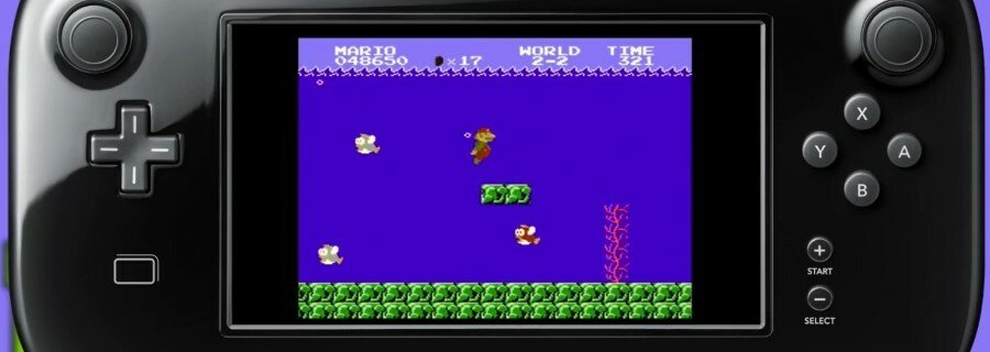 Super Mario Bros. (Wii U Virtual Console)