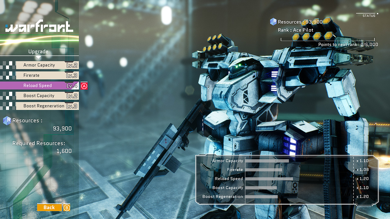 Project Nimbus: Complete Edition Brings High-Speed Mecha Combat To