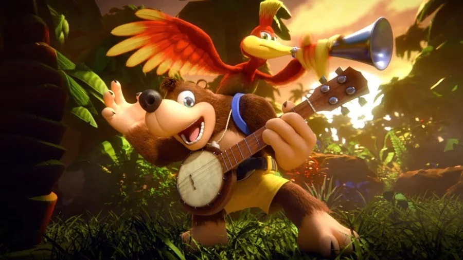 Banjo-Kazooie Composer Grant Kirkhope Doesn't Know If