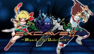 Excave II : Wizard of the Underworld
